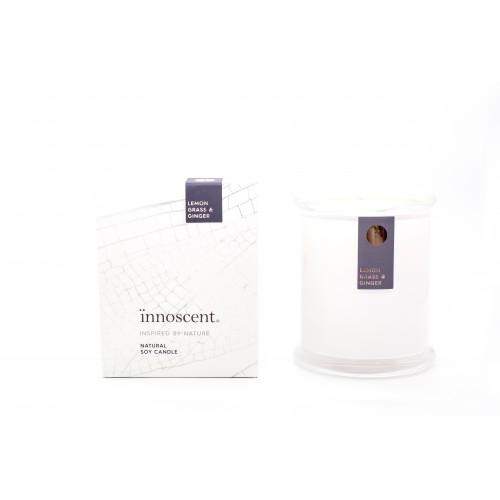 Signature Candle / Lemongrass & Ginger