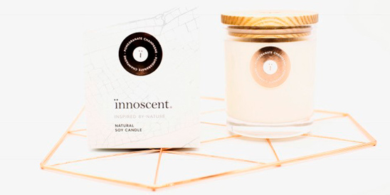 innoscent soy candles